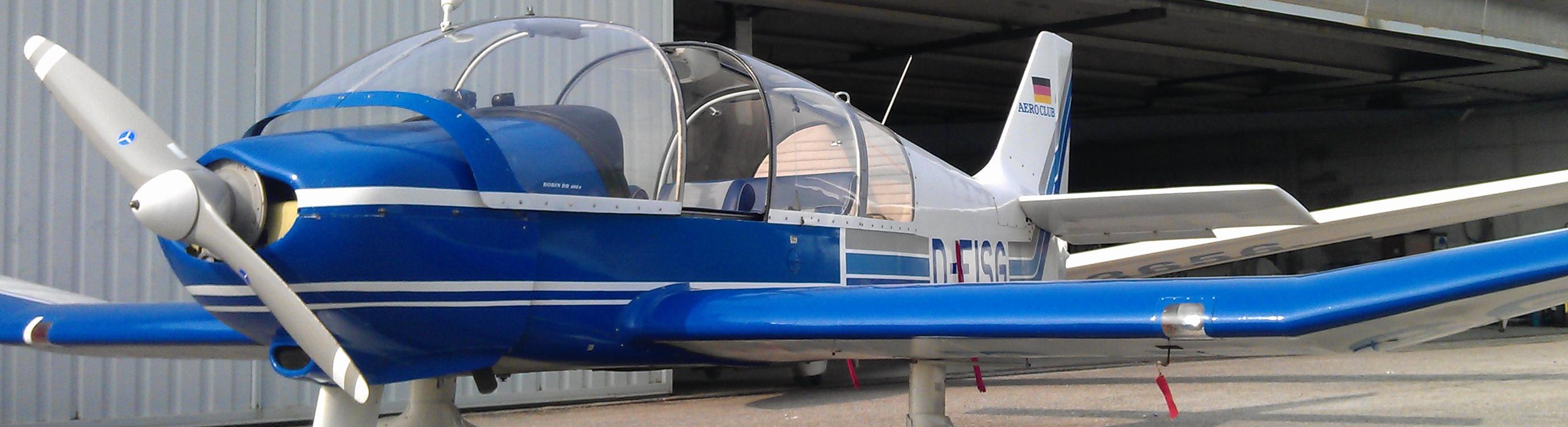 Robin DR400R