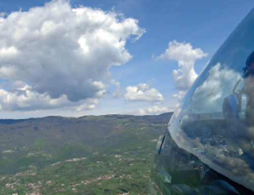 Gliding from Thiene to Vetta d'Italia and back – Part 2