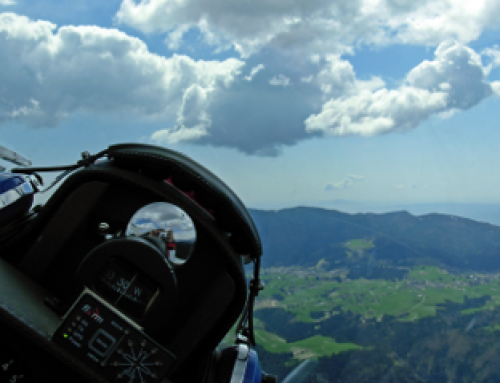 Gliding from Thiene to Vetta d'Italia and back – Part 1